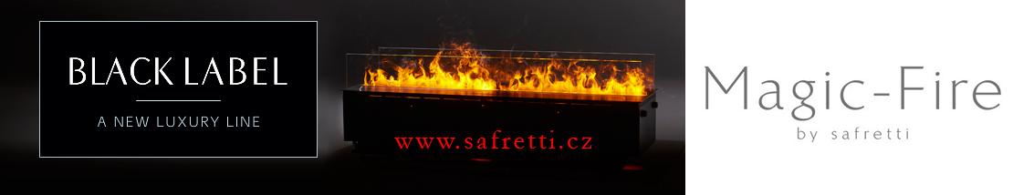 Magic-Fire je nejvěrohodnější pojetí moderního ohně.